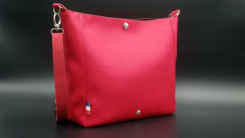 sac bandouliere femme rouge