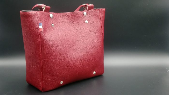 sac a main femme bordeaux